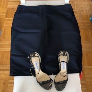 Armani Collezioni Slim Pencil Skirt
